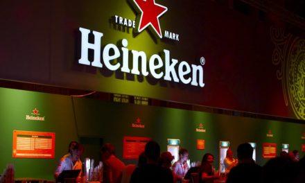 Heineken koers