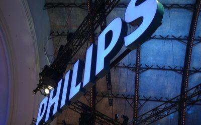 Philips koers